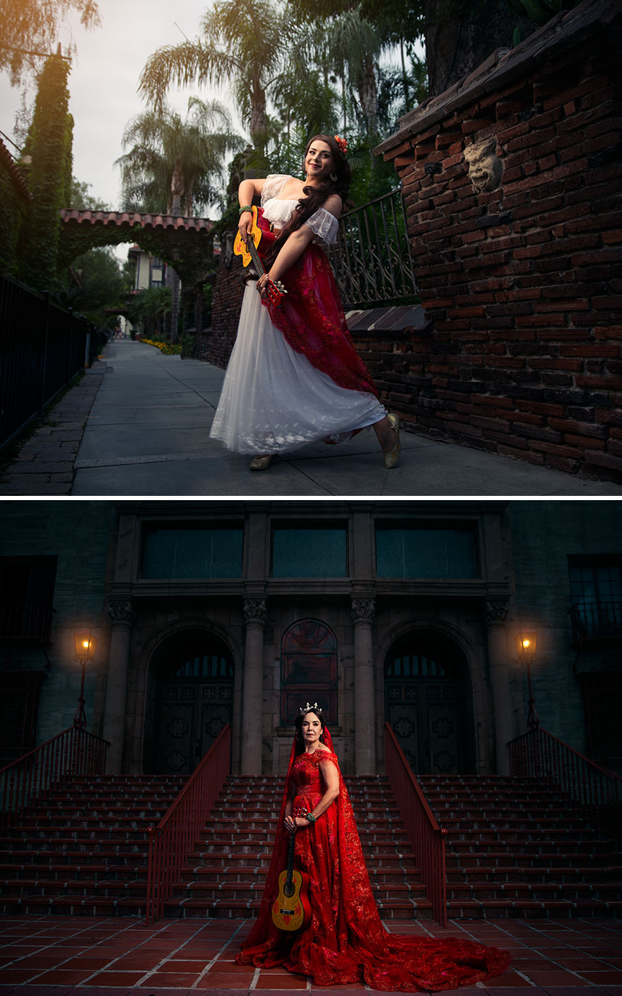 Disney Princesses Reimagined Years Later By Real