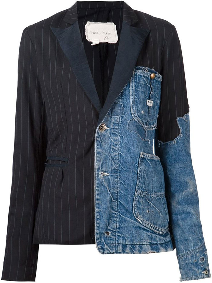 Denim Jean Vest For Men