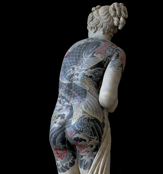 Japanese Mafia Tattoos Demilked