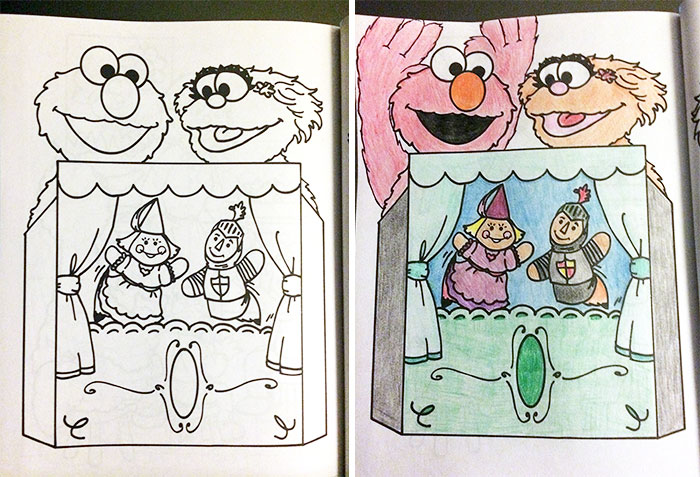 10+ Reasons Why You Should Never Give Children\'s Coloring Books To ...