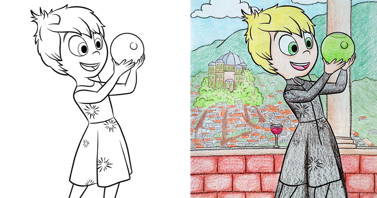 48 Reasons Why You Should Never Give Children S Coloring Books To