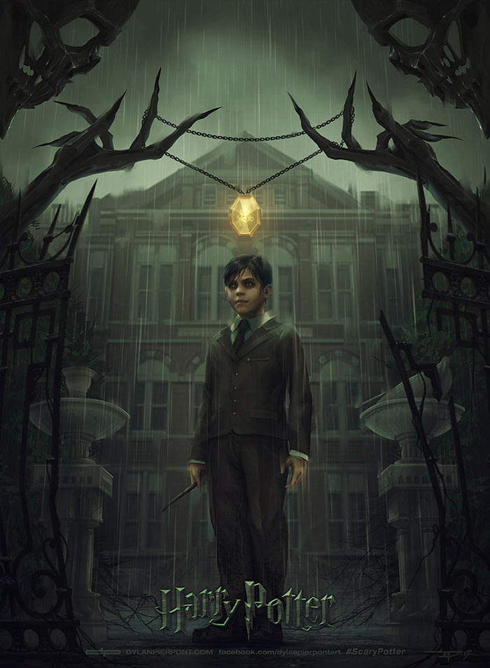 Horror Potter Is A Terrifying New Version Of Harry's Story