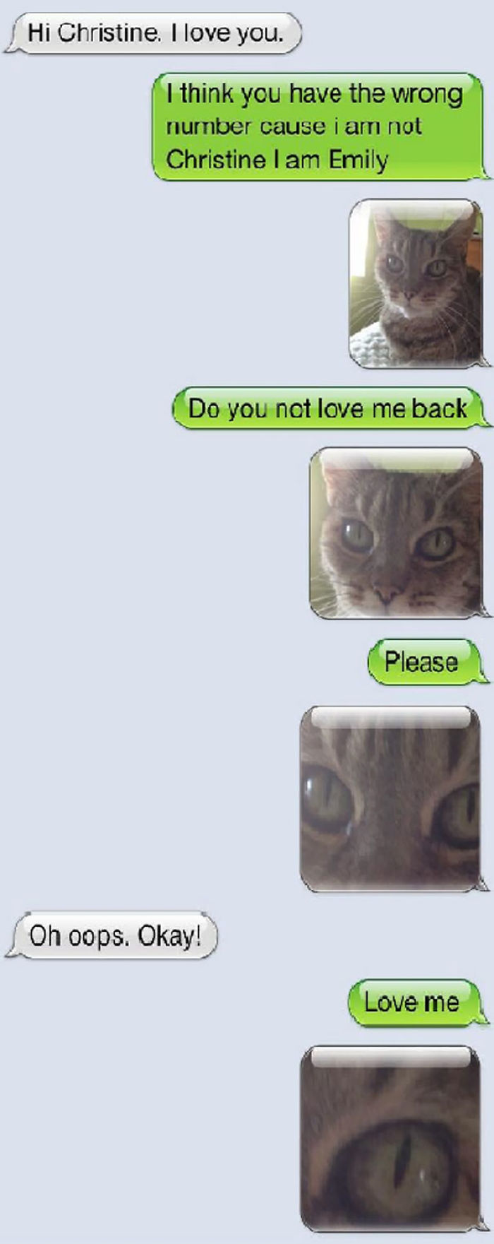 10 Most Hilarious Responses To Wrong Number Texts Demilked