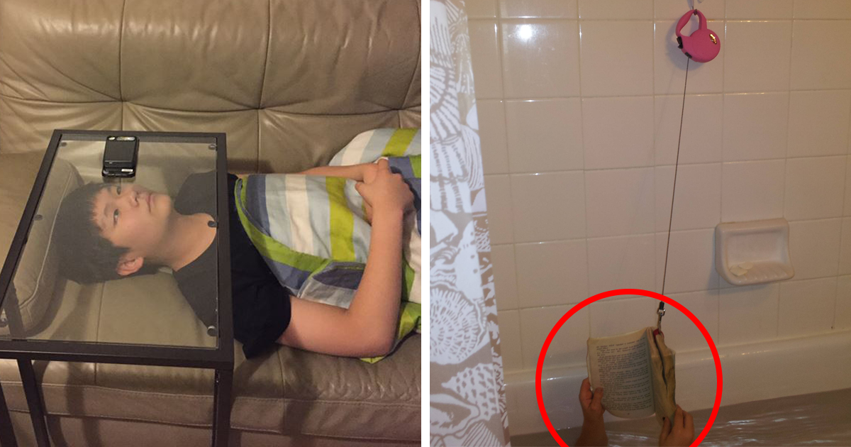 10 Times Kids Came Up With Amazing Diy Inventions Demilked