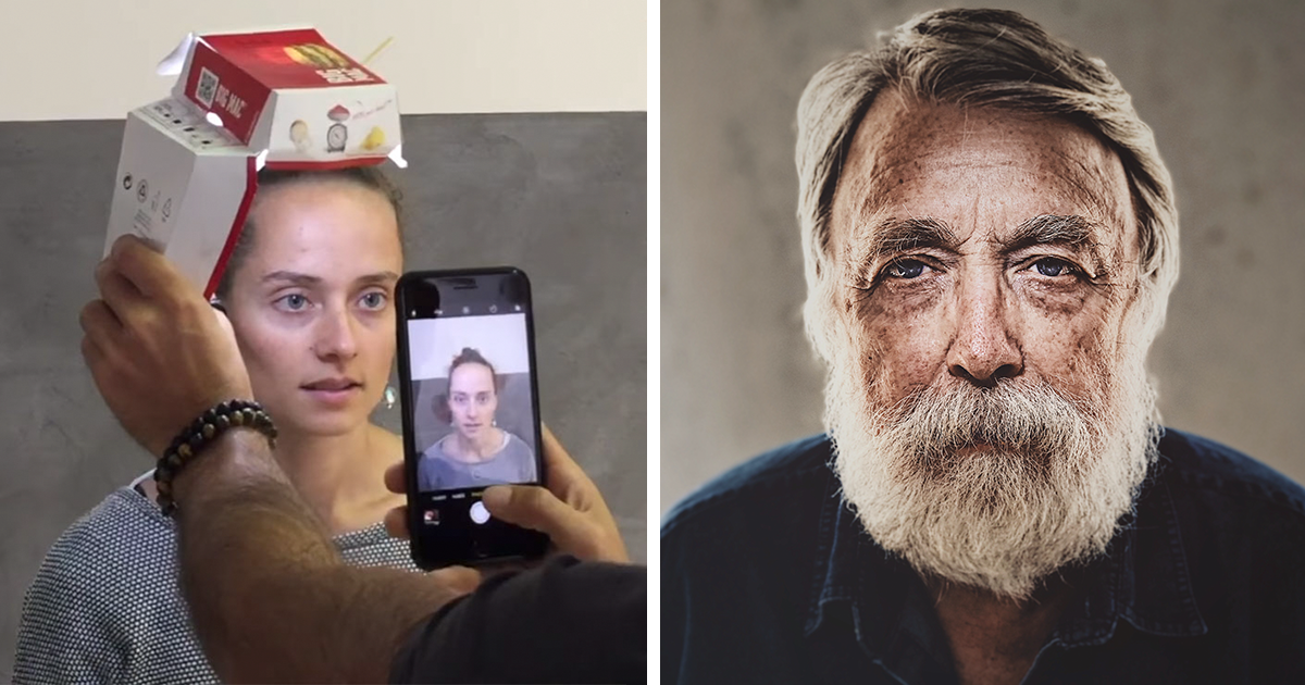 Guy Uses McDonald's Box And iPhone To Take These Portraits ...