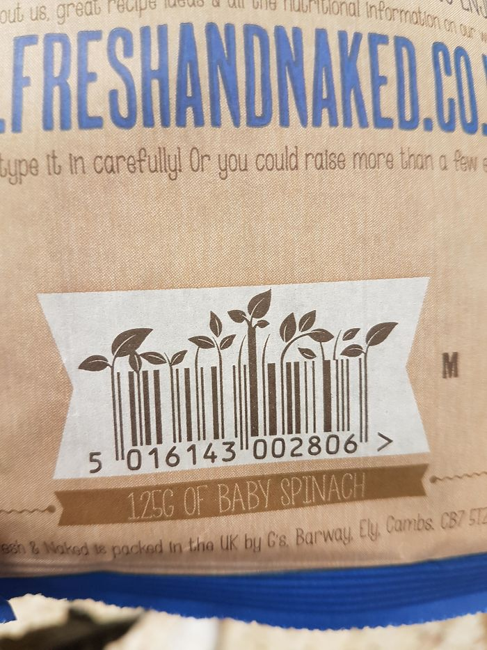50 Most Creative Barcode Designs Ever | DeMilked