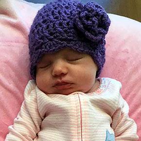 c7040c9b739 Volunteers Needed To Make Hats To Raise Awareness Of Shaken Baby Syndrome