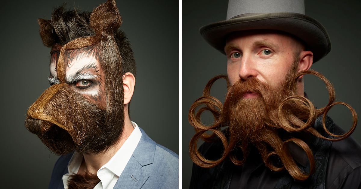 10 Most Incredible Beards From 2017 World Beard And