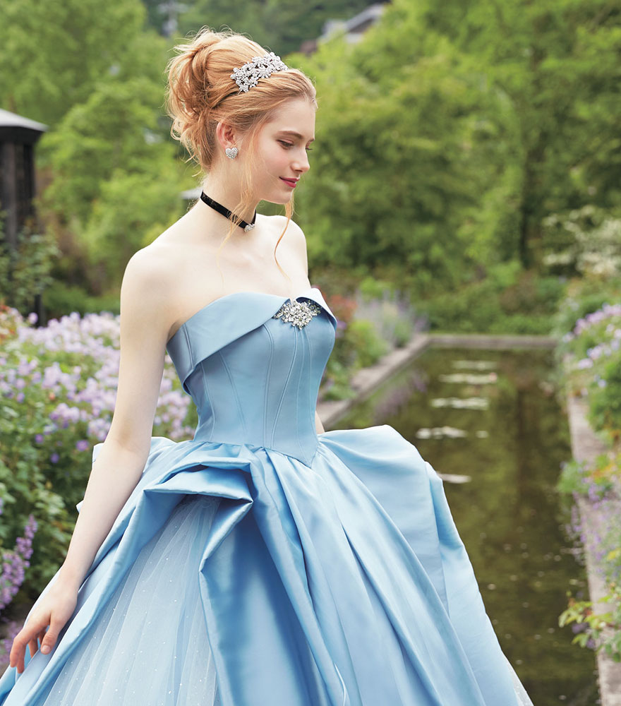 Stunning Disney Princess Wedding Dresses Are Everything You Dreamed ...