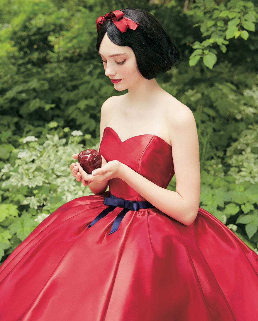 Red Gown For Wedding
