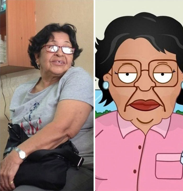 50 People Who Look Just Like Cartoon Characters Demilked