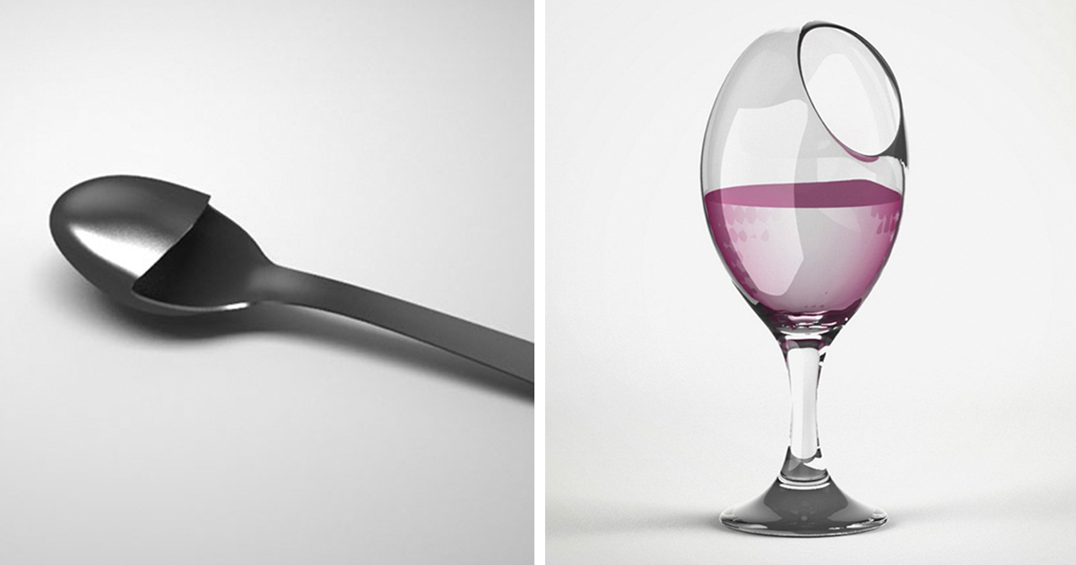 This Designer Creates Incredibly Useless Designs | DeMilked