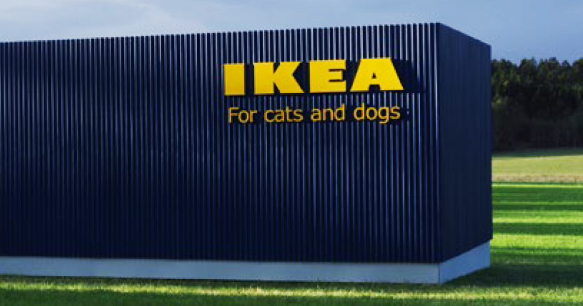 Ikea Just Launched A Furniture Collection For Cats And