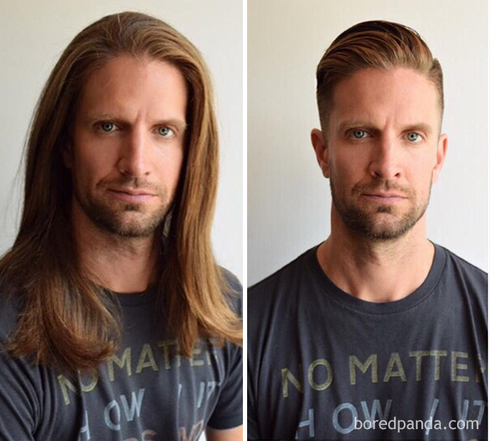 50 Incredible Before \u0026 After Photos That Prove A Good Barber