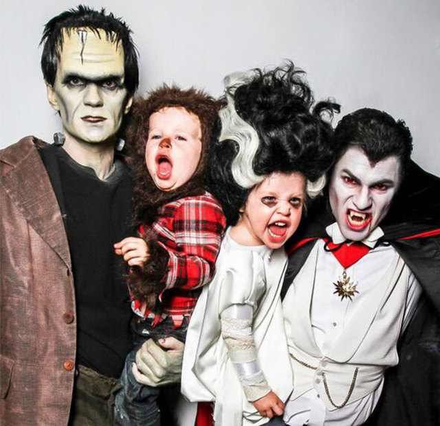neil patrick harris and his family won halloween 7 years in a row and we cant wait for this year