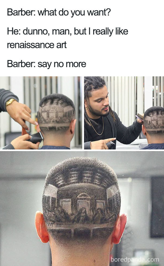 10 Hilarious Haircuts That Were So Bad They Became Say No More Memes
