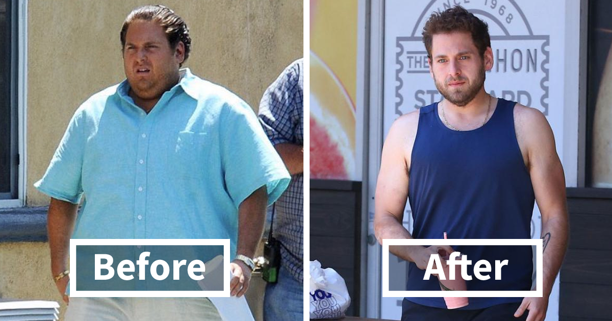 10 Before And After Weight Loss Pictures That