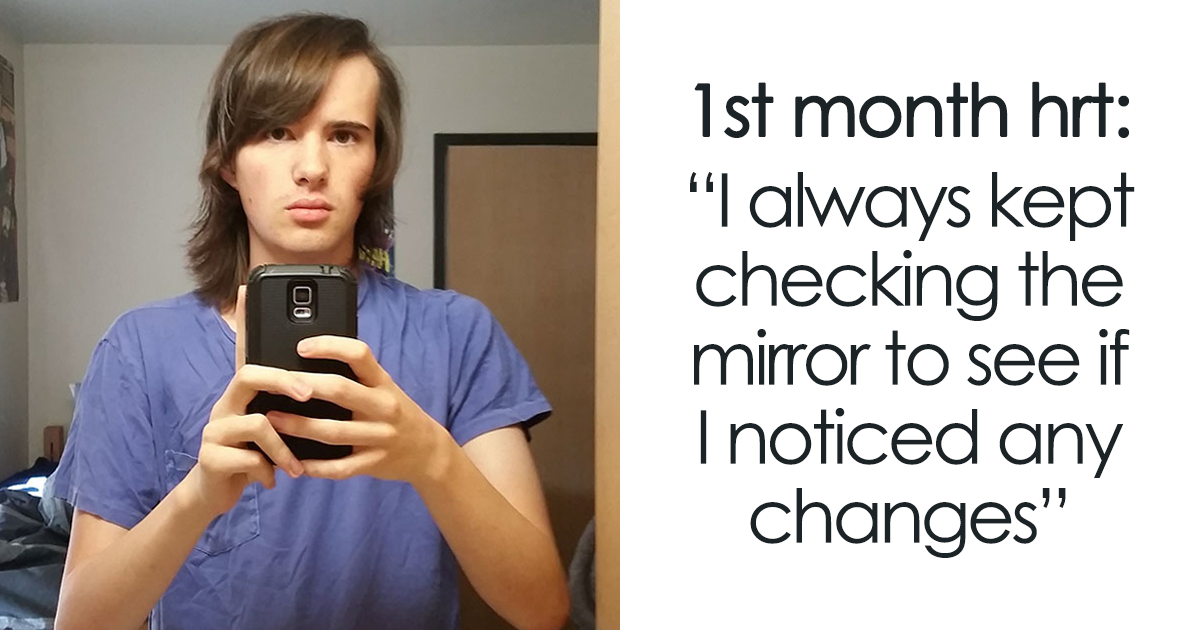 Man Documents His Incredible Transformation Into A Woman