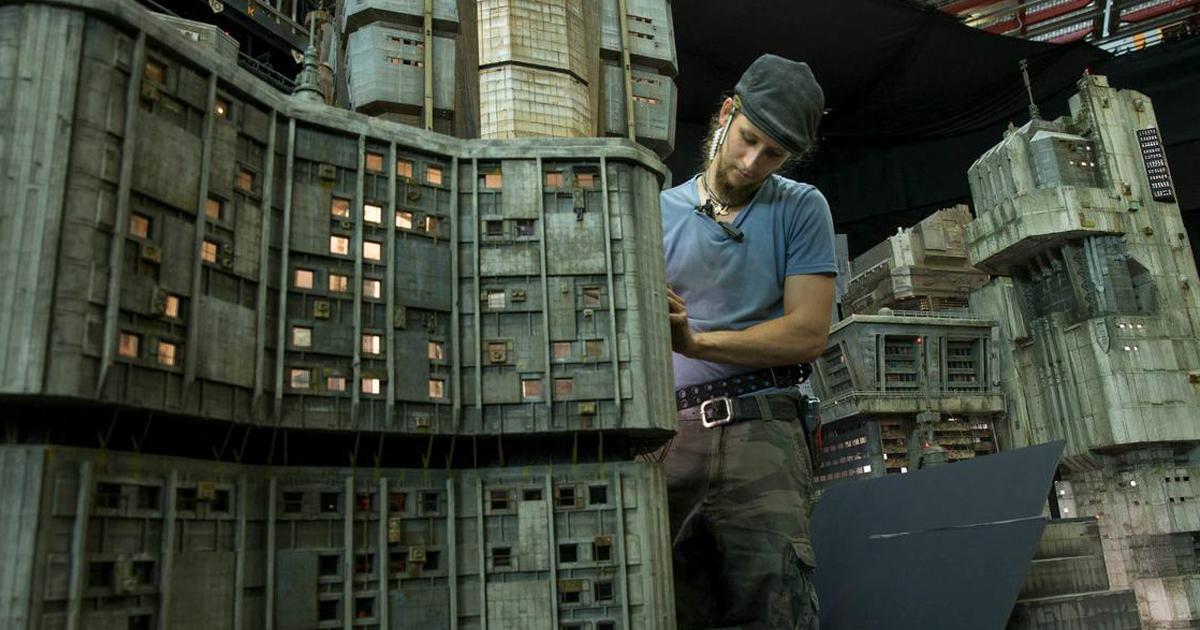 Blade Runner 2049 The Making Of The Film S Impressive Sets Demilked