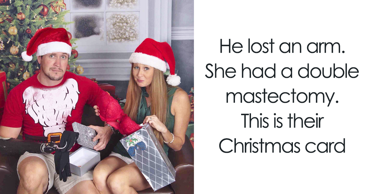 10 of the funniest and most creative christmas card ever
