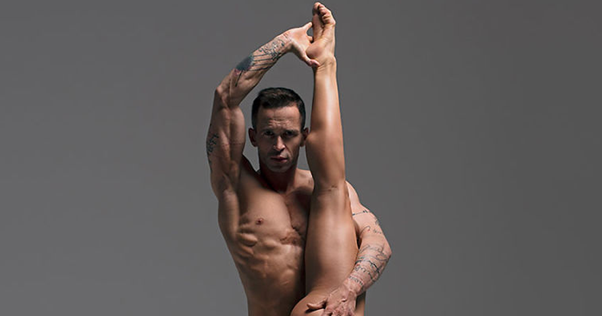Naked and athletic Athletes From All Over The World Get Naked In Front Of The Camera For Charity And The Pictures Will Make Your Heart Race Demilked