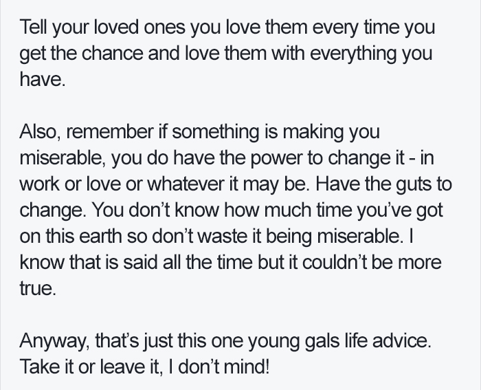 Letter To Tell Someone You Love Them from www.demilked.com