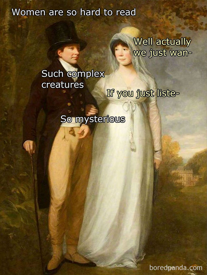 10+ Impossibly Funny Classical Art Memes That Will Make Your Day