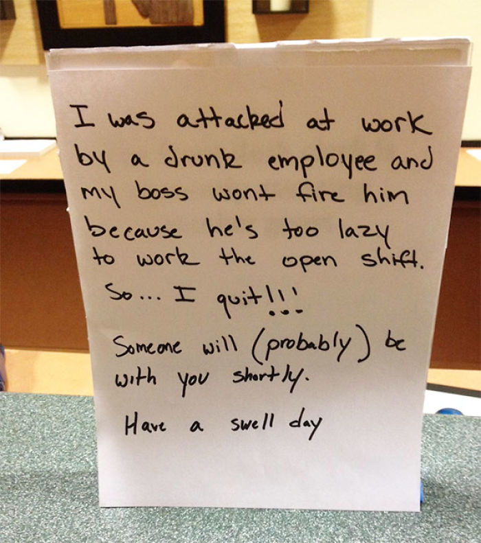 Funny resignation letter generator picture ideas references