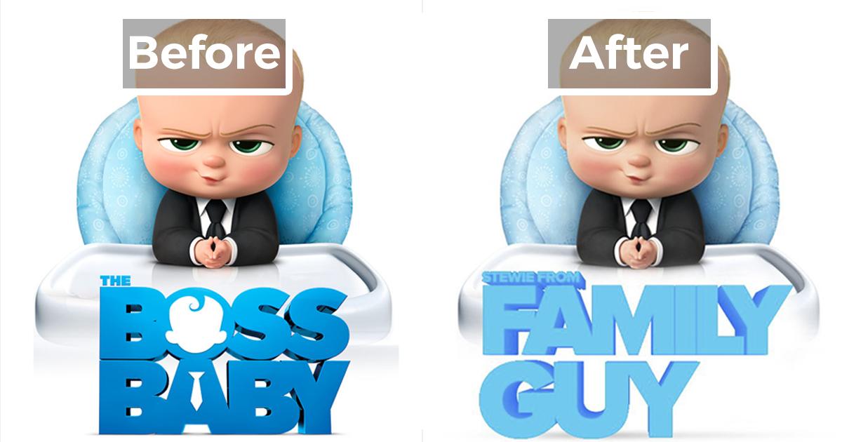 Brutally honest movie posters