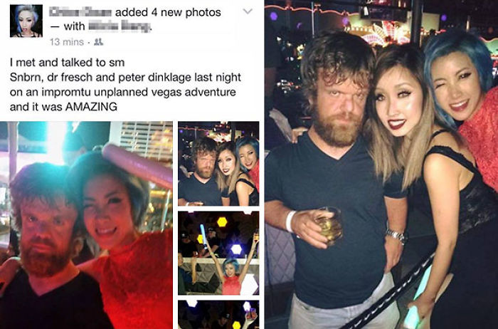 35 Hilarious Times People Thought They Met Celebrities