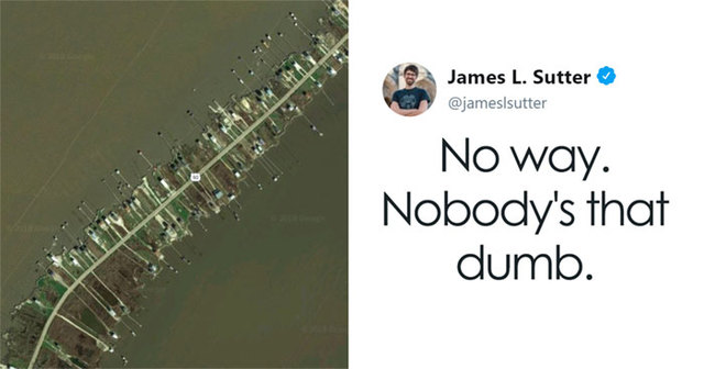 Game Designer Points Out Map Of New Orleans Does Not Make Sense And - Make points on a map