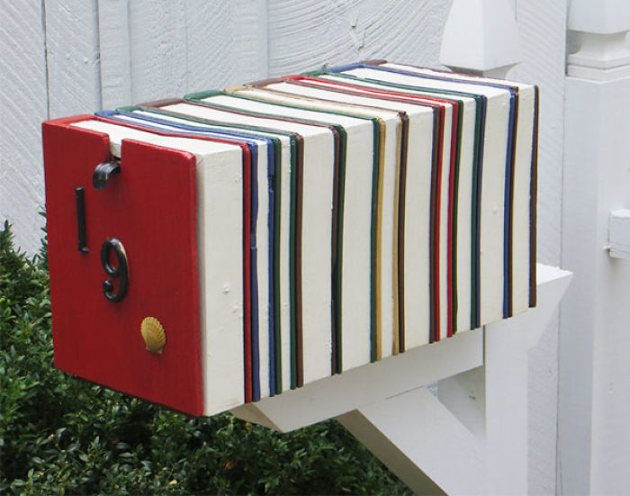 30 Times Peoples Mailboxes Were So Creative They Surprised The