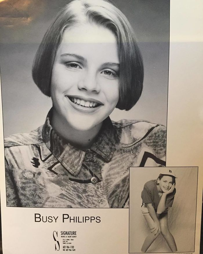 25+ Celebrities Share Their Old Headshots, And Some Are