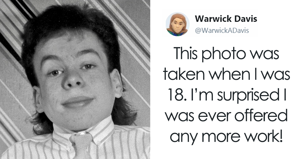 25+ Celebrities Share Their Old Headshots, And Some Are Barely Recognizable