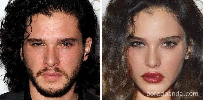 30+ Game Of Thrones Actors Turned Into Women And The Man