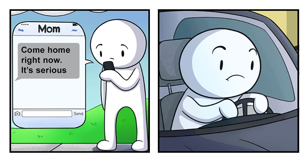 Funny Funny Funny Comics: 25+ Comics By Theodd1sout That Have The Most Unexpected
