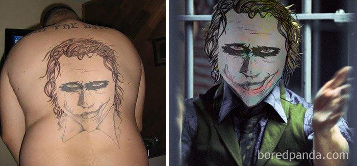 Angelina Jolie Tattoo Fail George S Blog