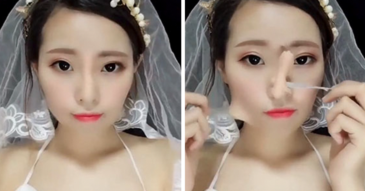 These Asian Women Removing Makeup Will Make You Unable To Trust Anyone Ever Again