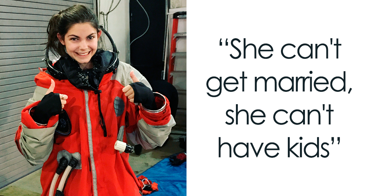 This Girl Is Only 17 But NASA Is Already Preparing Her To Become The First Human On Mars