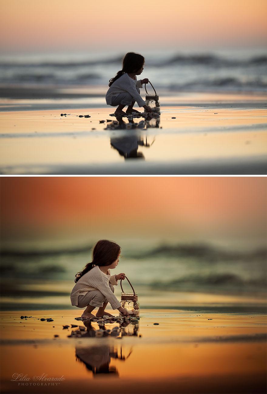 manipulation photoshop photographer editing photoshopped before too digital these spring lilia alvarado fotografia magazine revealing photographs complain decides told zapisano