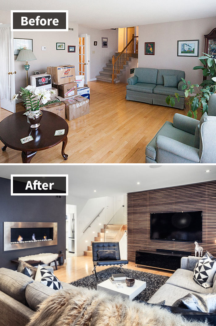 25 Amazing Room Makeovers Showing What A Great Decorator