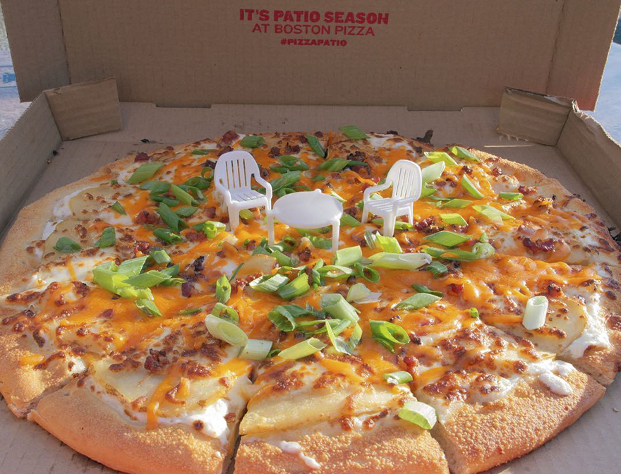 This Canadian Pizza Chain Turned Savers Into Tiny