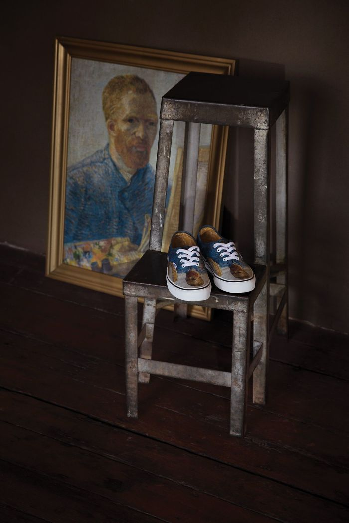 6d100936946f Vans Teams Up With Van Gogh Art Museum To Release A Fashion Line ...