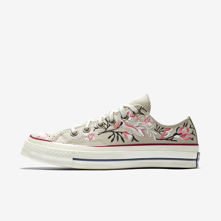 511ecb00c49677 Converse Launches A Line Of Sneakers Covered In Flowers And They re ...