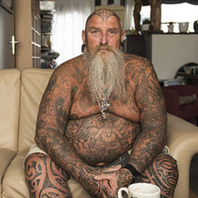 4c74ab920 11 Badass Tattooed Seniors Who Prove You Shouldn't Worry About Your Tattoos  When You're Old