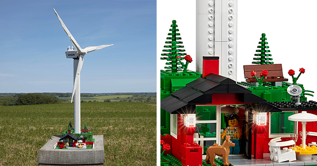 Lego Announces $200 Fully Functional Wind Turbine And Now