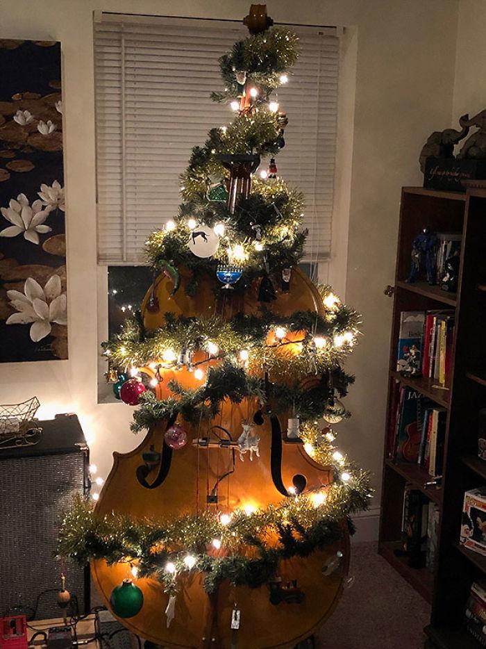 50 Christmas Trees Taken To The Next Level Demilked