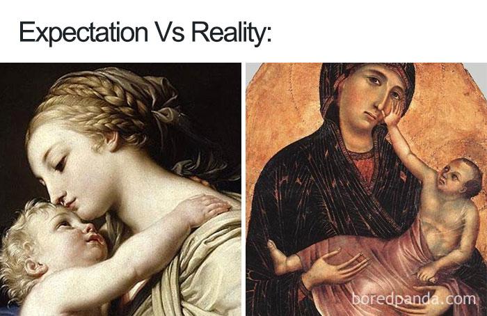 Painting Classical Art Memes