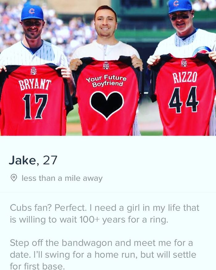 This Guy Got Banned From Tinder After Creating Over 60 Custom