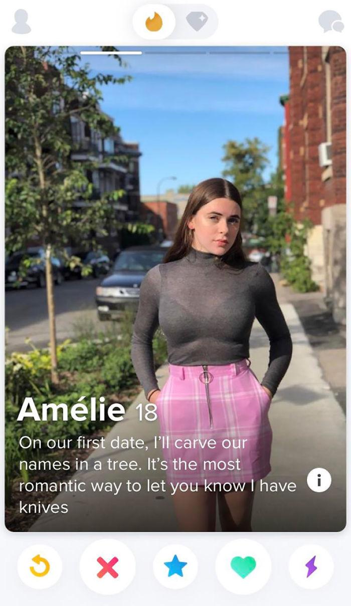 30 Hilariously Good Tinder Profiles | DeMilked